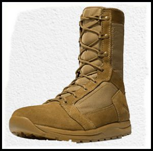 Danner Men's Tachyon Leather Tactical Boots