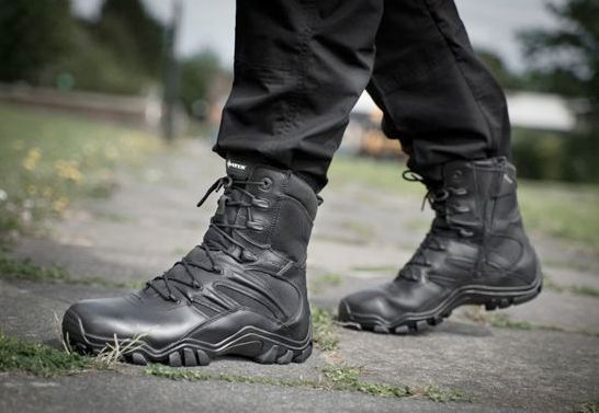 How to Clean Leather Tactical Boots