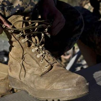 Things You Will Need to Clean Suede Leather Tactical Shoes