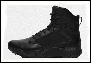 Under Armour Men's Stellar Military Style Tactical Boots
