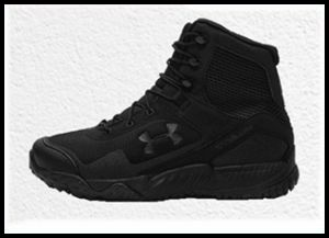 Under Armour Valsetz RTS Medium Collar Tactical Boots for Men