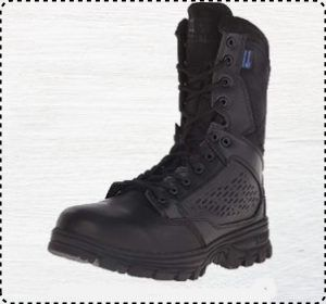 "5.11 Tactical Evo 8"" - Best Waterproof Boots for Hiking"