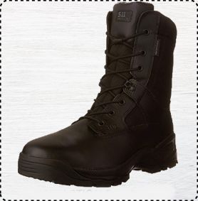 5.11 Tactical Men's ATAC 1.0 Waterproof Military Boots