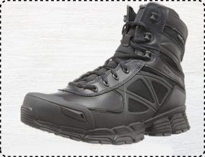 Bates Men's Velocitor Waterproof & Best Tactical Boots for Running