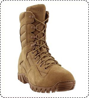 Belleville TR550 Khyber - Most Comfortable Tactical Boots for Hiking