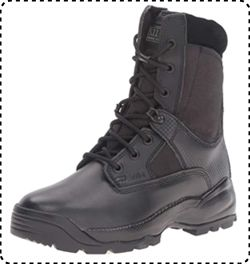 5.11 Women's ATAC 8 inch Long Tactical Boots for Women