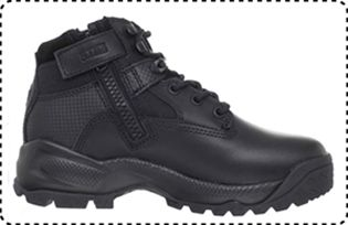 5.11 Women's ATAC 6 inch Side Tactical Boots