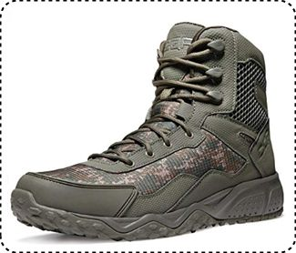 CQR Men's Combat Military Tactical –Best Trail Running Shoes for Hiking