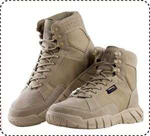 FREE SOLDIER - Best Breathable Tactical Boots for Hiking