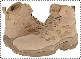 Reebok Tactical Boot for Flat Foot