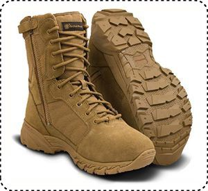 Smith & Wesson Men's Breach - Waterproof Tactical Boots for Hiking