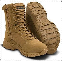 Smith & Wesson Top Rated Tactical Boots for Flat Feet