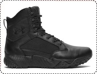 Stellar Military and Tactical Boot - Best Hiking Boots of All Time