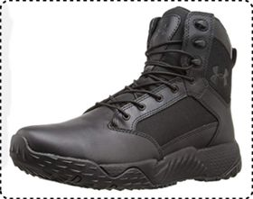 Stellar Military - Flat Feet Under Armour Tactical Boot