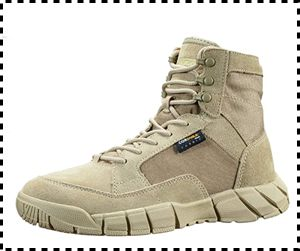 Antarctica Men's Lightweight Affordable Tactical Boots