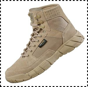 Free Soldier Lightweight Hiking Tactical Boots