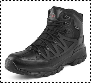 NORTIV 8 Men Lightweight Mid Trekking Boots