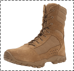 Bates Men Cobra Tactical Boots for Hot Weather