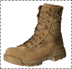 Bates Men Ranger Tactical Boots for Hot Weather