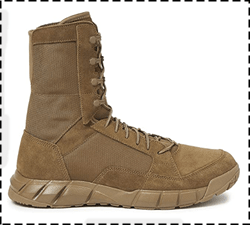 Oakley Men Light Assault Tactical Boots for Hot Weather