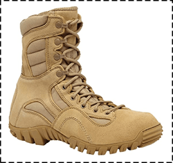 TACTICAL RESEARCH TR Khyber Tactical Boots for Hot Weather