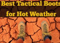 10 Best Tactical Boots for Hot Weather & Work Conditions