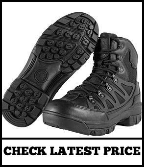 Free Soldier Tactical Hiking Boots for Men